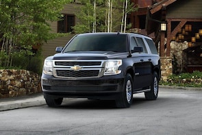 100+ Miles Luxury Black SUV / Saloon Ride (DE)