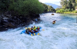 Rafting and Wine Fullday from Santiago