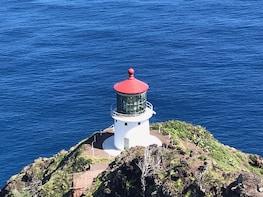 Makapu'u Lighthouse trail & Kailua beach park day