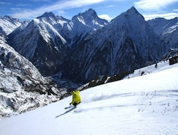 2-day Ski pass Les 2 Alpes from Dec 1st to 21st