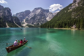 THE BEST OF THE DOLOMITES IN JUST ONE DAY - Private Tour