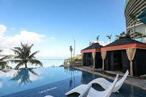 Private Cabana Including Lotte Hotel Guam's Infinity Pool