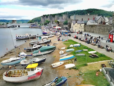 1 DAY CONWY VALLEY & CASTLE SCENIC TOUR
