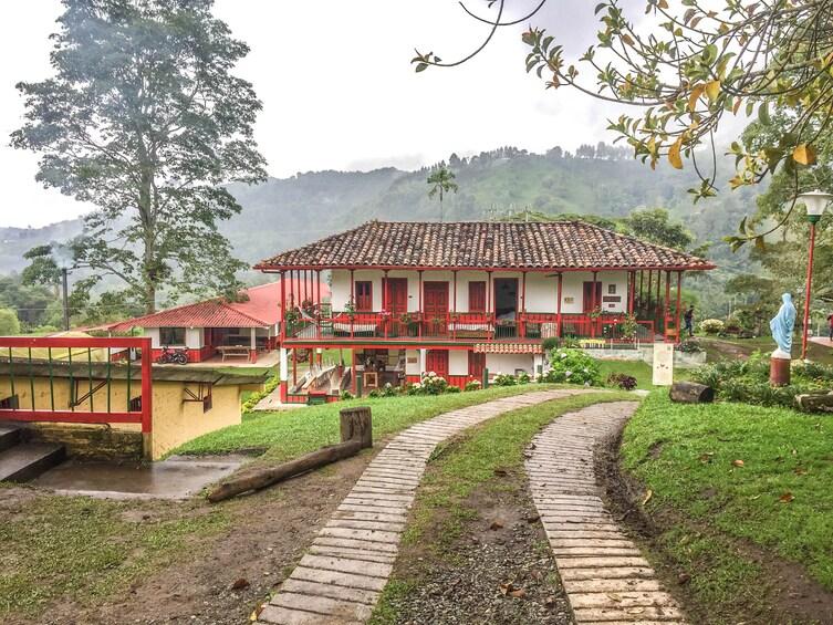 Show item 1 of 5. Coffee Farm Experience at Finca El Ocaso, Salento