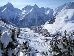4-day Ski pass Les 2 Alpes from Dec 1st to 21st