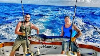 Kauai's #1 Deep Sea Sport Fishing Adventure Company