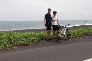 Enjoy a Half Day Bike Ride around Lombok with Locals