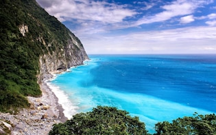 Tourtips Hualien Bus Tour(Departure from Taipei with Lunch)