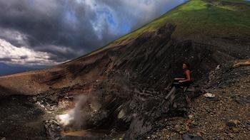 Private Sulawesi Trekking Mount Mahawu & Lokon from Manado