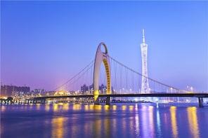 Guangzhou Day Tour Transfer from Hong Kong By Train