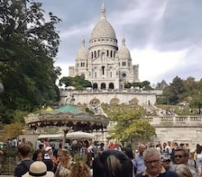 See 30+ Top Paris Sights Tour with a Fun Guide