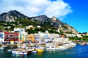 Discover Capri - Sightseeing Tour