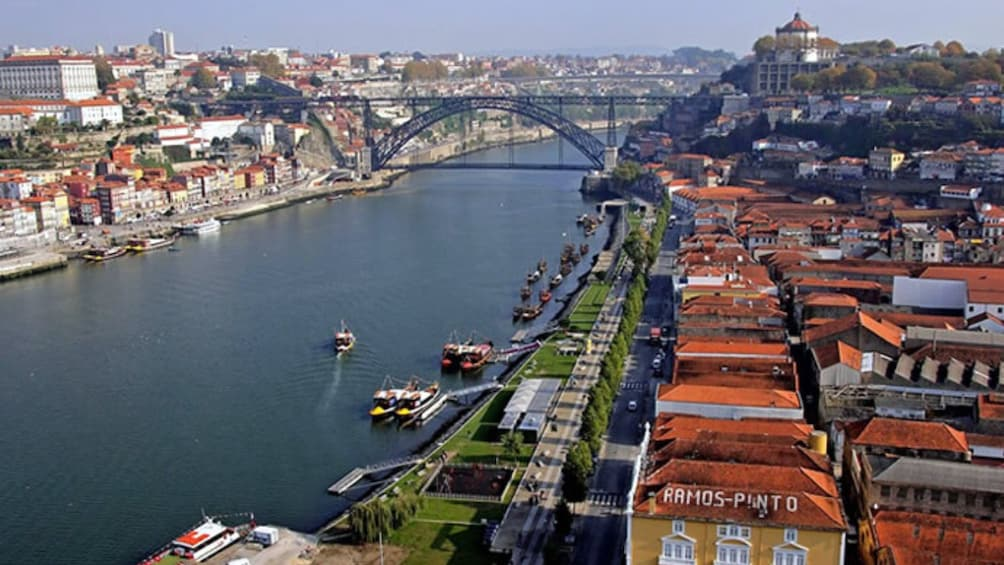 Show item 7 of 7. Cruise of the Six Bridges in Oporto