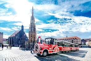 City Tour Nuremberg with the Mini Train