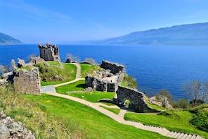 Invergordon Shore Excursion - Inverness and Loch Ness