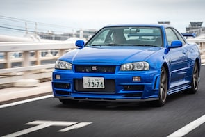 Driving Experience with Nissan Skyline GTR34 in Tokyo Route1