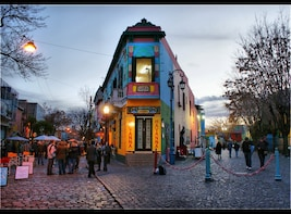 Getaway to Buenos Aires