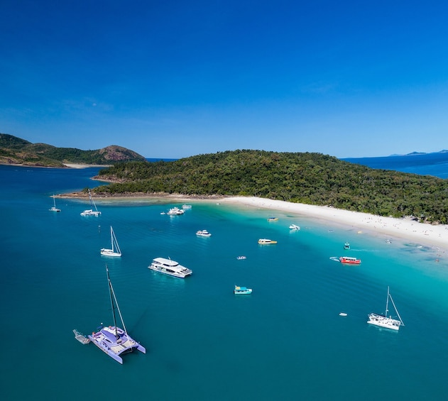 Show item 5 of 9. Whitehaven Beach & Hill Inlet Chill & Grill