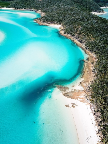 Show item 2 of 9. Whitehaven Beach & Hill Inlet Chill & Grill