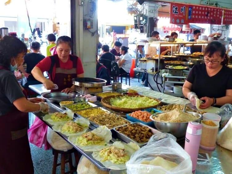 Show item 2 of 9. Tainan Food Tour