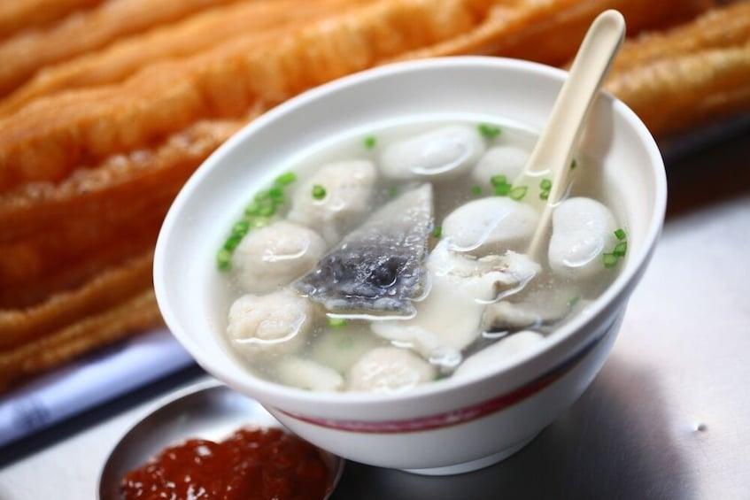 Show item 3 of 9. Tainan Food Tour