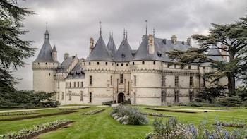 Photography tour of Château Chaumont