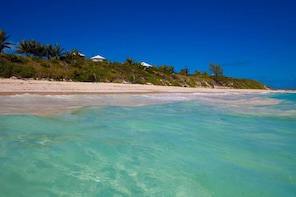 Pink Sandy Beach 1 day Allinclusive to Eleuthera Island!