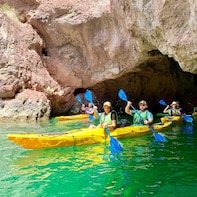 Emerald Cave Kayak Tour on Colorado River - Las Vegas