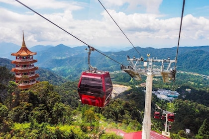 Genting Highlands Full Day Tour with Skyway Cable Car Ticket