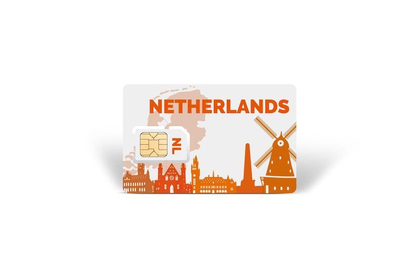 3GB SIM Card Netherlands