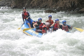 White Water Rafting Pacuare River