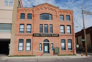 Ford Piquette Avenue Plant Admission
