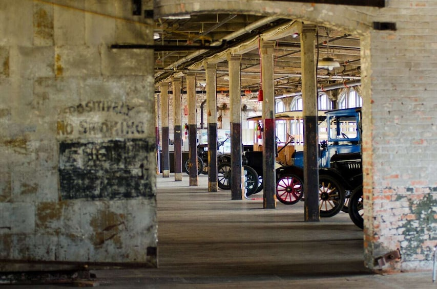 Show item 4 of 10. Ford Piquette Avenue Plant Admission