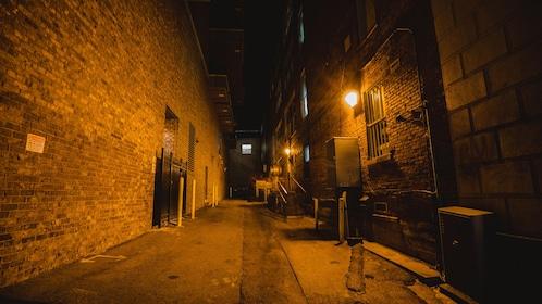 Asheville Terrors Walking Ghost Tour