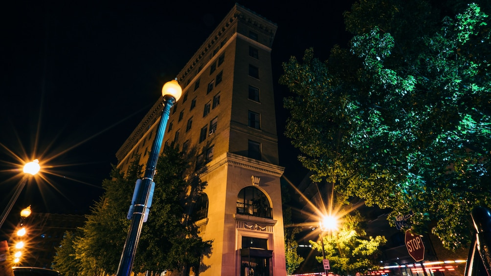 Show item 2 of 10. Asheville Terrors Walking Ghost Tour
