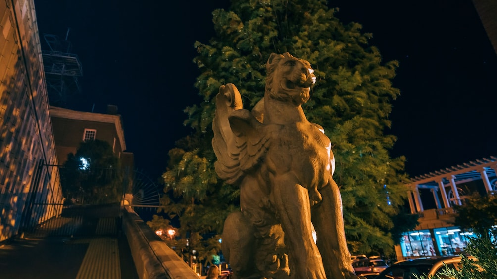 Show item 10 of 10. Asheville Terrors Walking Ghost Tour