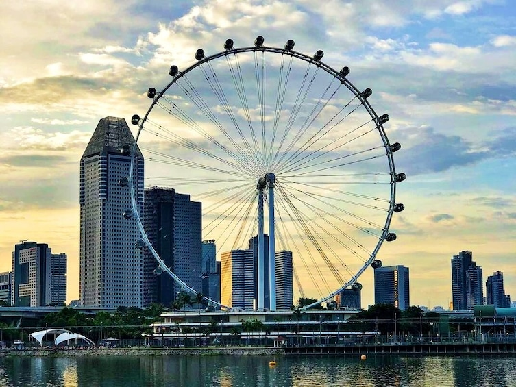 Show item 3 of 6. 3 Hours Singapore City Tour