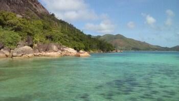 Boat Excursion to Praslin & La Digue Islands