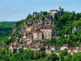 Half-day tour to Rocamadour - Low season