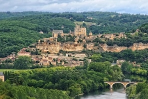 Half-day sighseeing tour in the Dordogne Valley - low season