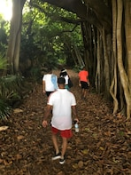 Bermuda railway trail and off the beaten walking experience