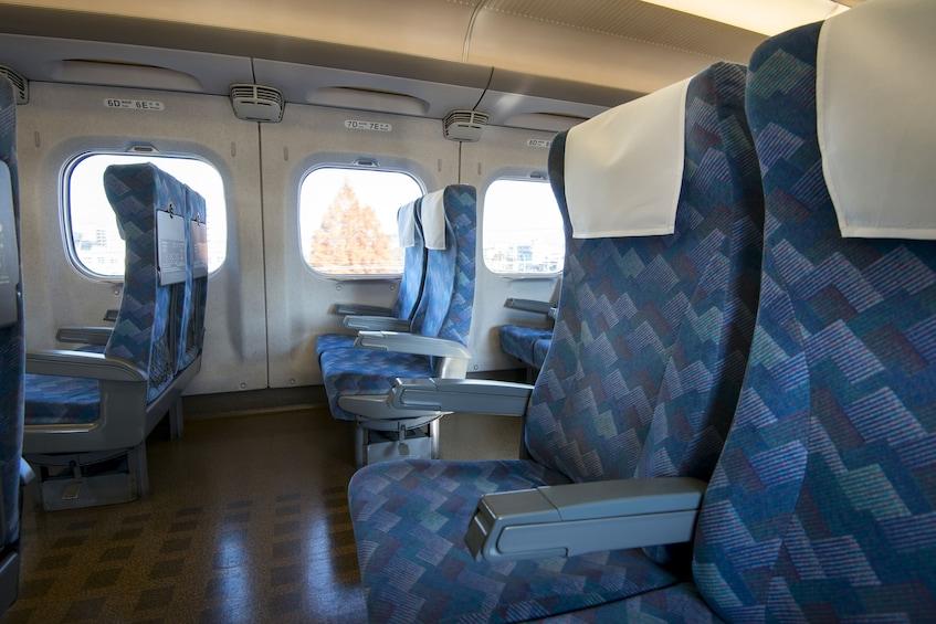 Shinkansen Bullet Train Tickets Between Shin-Kobe/Hakata