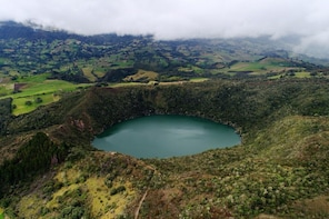 Village and Lake Guatavita Daytrip