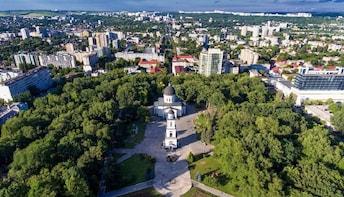 Chisinau Walking City Tour