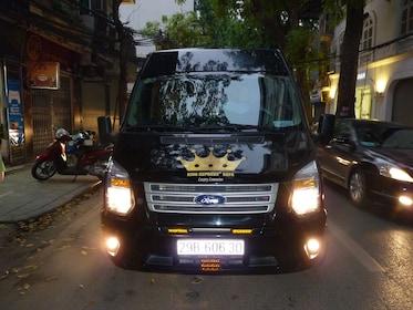 Limousine Hanoi - Ha Giang