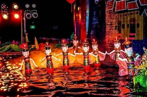 Skip the Line: Hoian Water Puppet Show Entrance Ticket