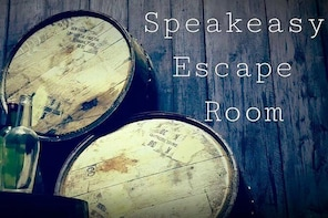 Ghastly Flapper Escape Room