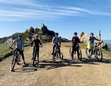 Malibu Electric Mountain Bike Tour Backbone Trail