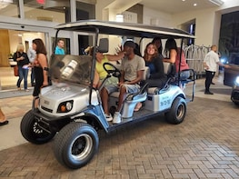 3 hours golf cart rental