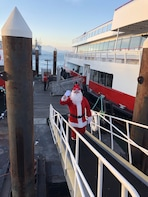 Red, White and Green Fleet: Holiday Cruise